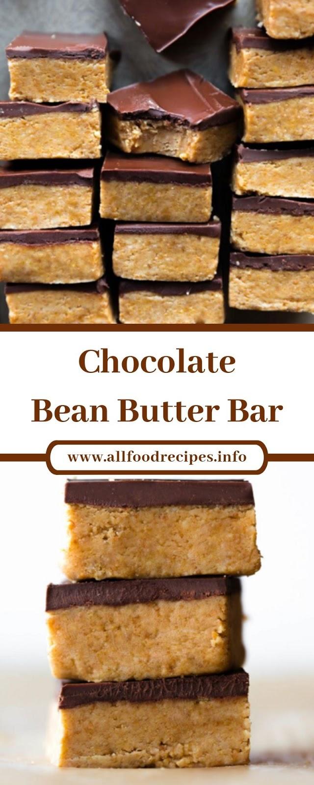 Chocolate Bean Butter Bar
