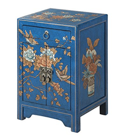 Chinoiserie Style End Table