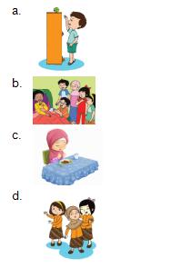 Soal PH/UH Tematik Kelas 6 Tema 1 Subtema 1 Pembelajaran 1 2 3 (Selamatkan Makhluk Hidup) dan Kunci Jawaban Paket 2