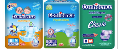 Inilah Beberapa Jenis Pampers untuk Orang Tua Confidence yang Bisa Anda Pilih