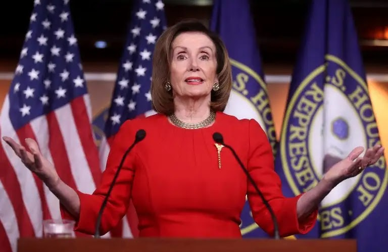 Pelosi: An independent commission to investigate the storming of the Capitol is formed