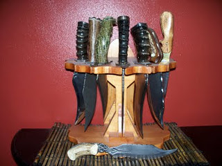 How to Make Knives: Handmade Knife Art by Roger Shrum