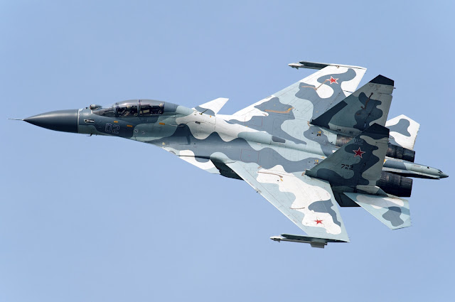 File Image Sukhoi Su-30