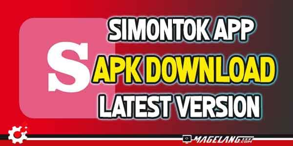 Untuk download aplikasi iphone simontok Download Simontox