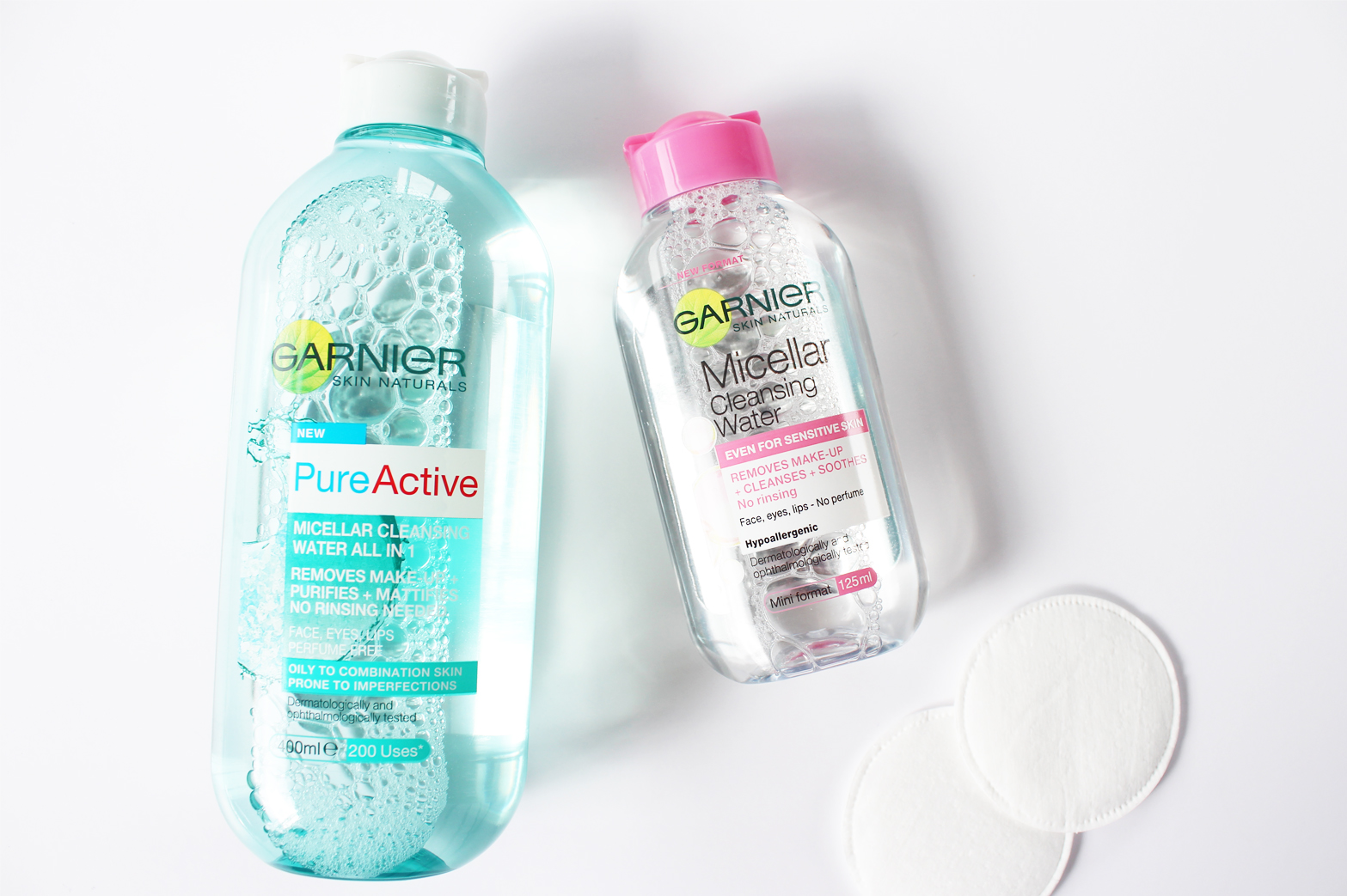 FIVE REASONS WHY YOU NEED TO OWN A BOTTLE OF GARNIER MICELLAR CLEANSING WATER - CassandraMyee