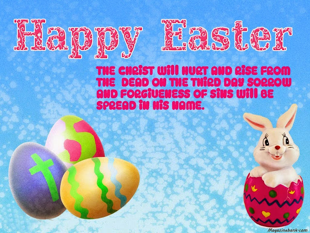 Easter SMS- Happy Easter Day Wishes 2016 Holy Week SMS