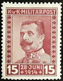 Franz Ferdinand Bosnia 1917