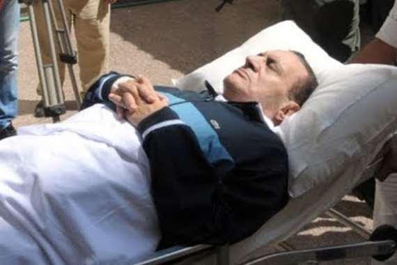 هذا هو آخر طلب لحسني مبارك قبل رحيله  وهو على فراش المرض