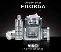 Con Filorga vinci gratis 6 beauty routine Filorga NCEF