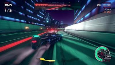 لعبة Inertial Drift للكمبيوتر