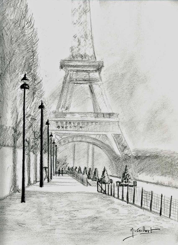 Illustration Ville Et Coeur