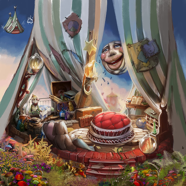 مشروع لعبة Alice Asylum يكشف عن جديده بعد غياب طويل