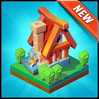 Crafty Town – Merge City Kingdom Builder Mod Apk