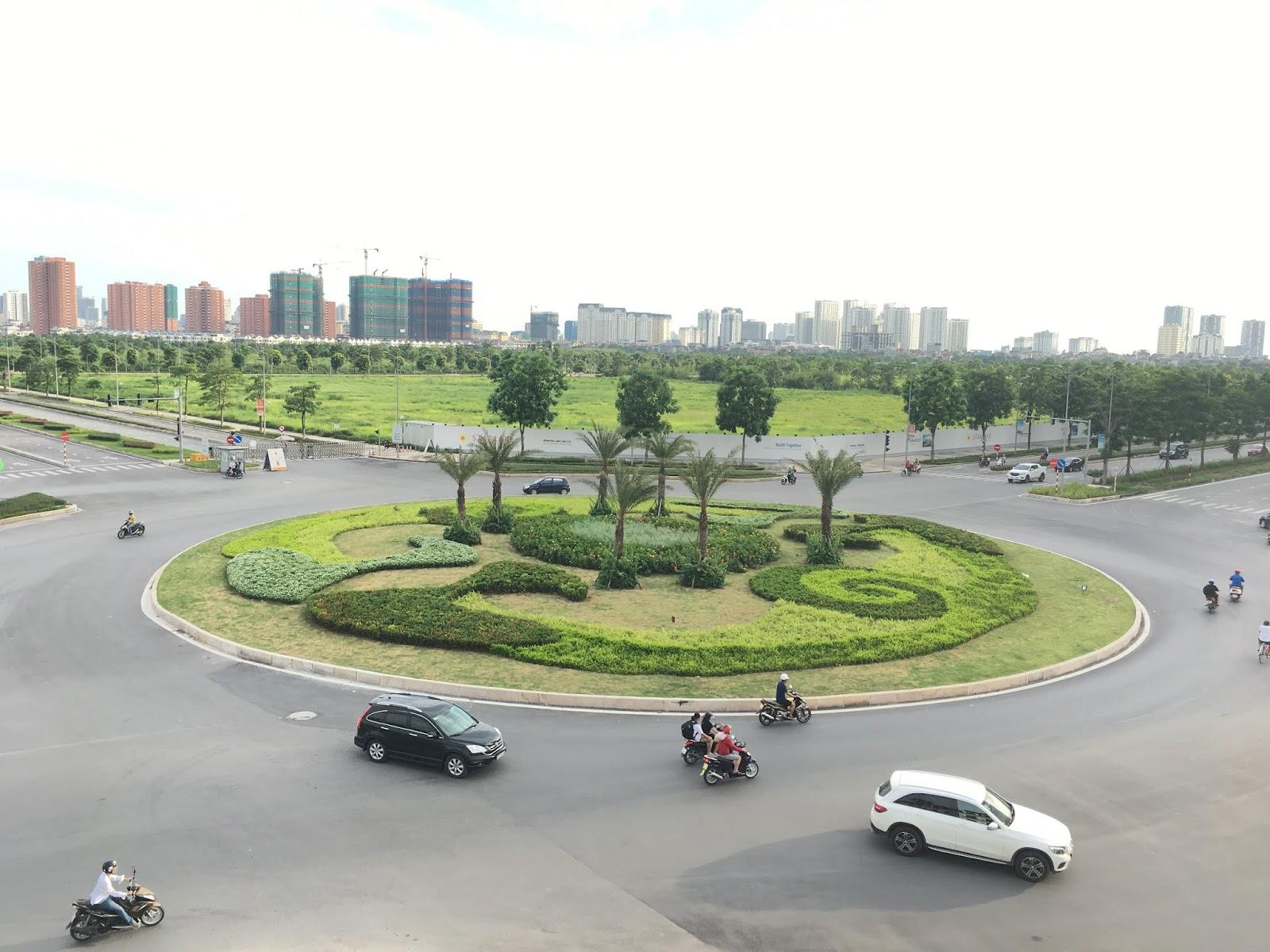 chung cư Han Jardin Ngoại Giao Đoàn
