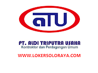 Loker Sukoharjo Site Engineer / Pelaksana Lapangan di PT Aldi Triputra Usaha
