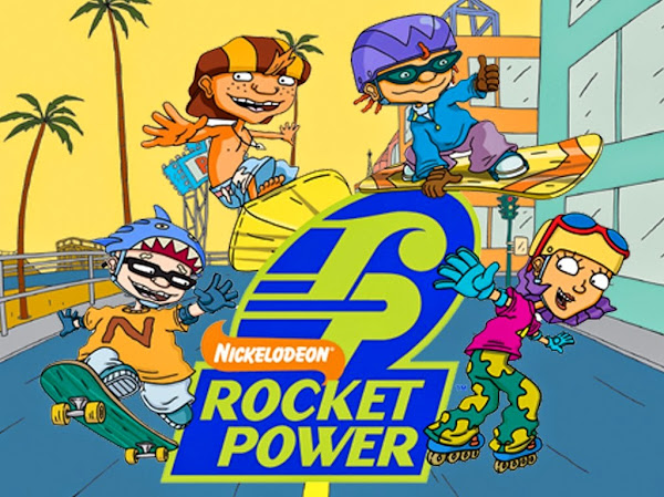 Rocket Power Serie Completa Español Latino
