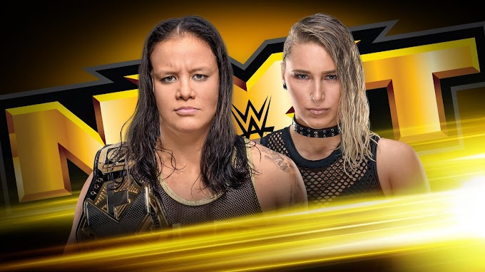 Replay: WWE NXT 11/09/2019