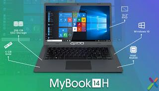 Review Kelebihan dan Kekurangan Axioo Mybook 14H