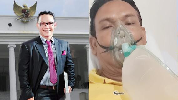 Kabar Duka datang dari Denny Siregar: Bro Birgaldo Sinaga, Maafkan Temanmu Ini, Selamat Jalan, Kawan