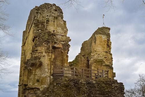Things to do in Knaresborough - Knaresborough Castle ruins
