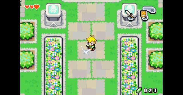 The Legend of Zelda: The Minish Cap - Español - Captura 5