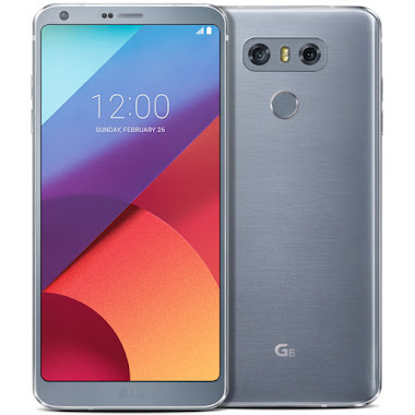 LG G6 (H870) plata