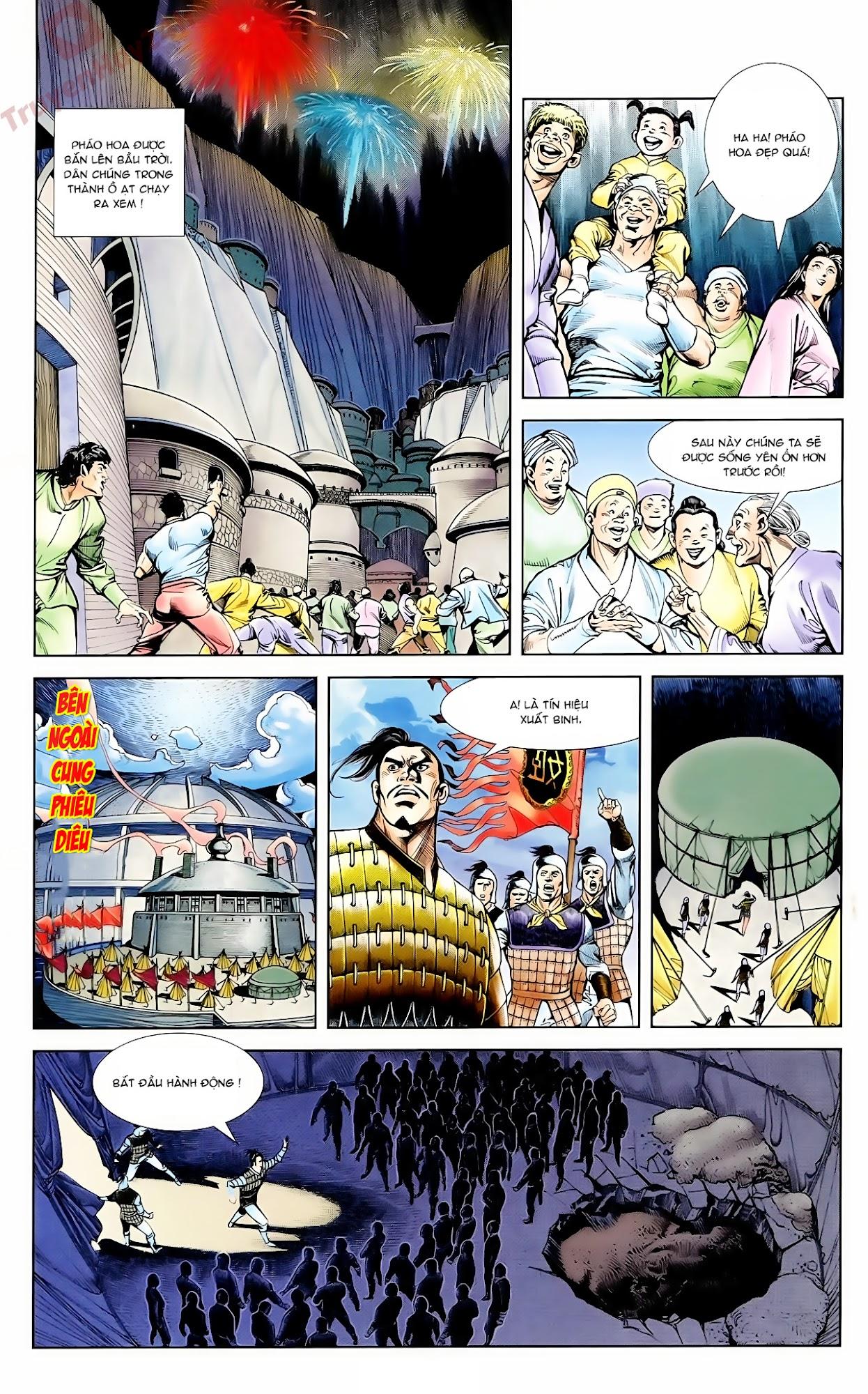 Cơ Phát Khai Chu Bản chapter 61 trang 13