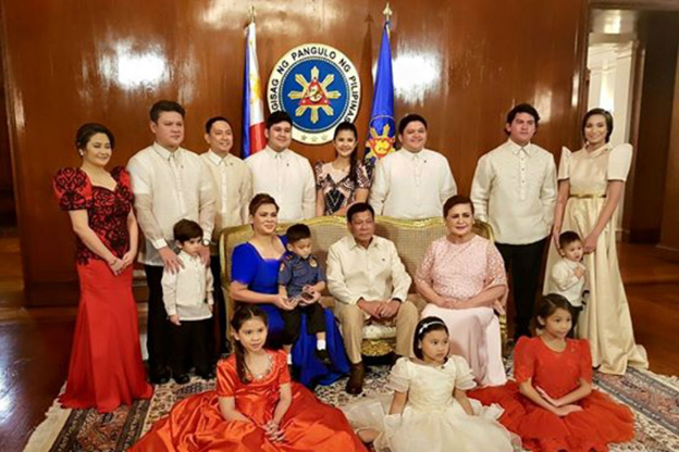 Tighter security for the Duterte family