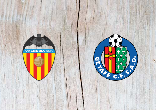 Valencia vs Getafe - Highlights 29 January 2019