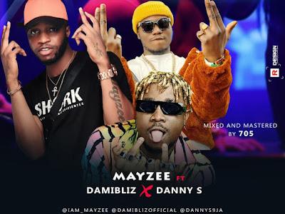 VIDEO & MP3: Mayzee – London Girls ft Danny S & Damibliz | @iam_mayzeelion @damibliz @dannys9ja