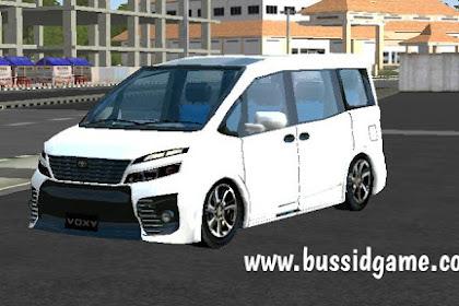Mod Toyota Voxy By Azumods