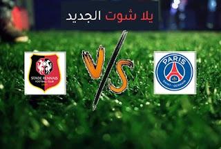 نتيجة مباراة باريس سان جيرمان ورين اليوم السبت بتاريخ 07-11-2020 الدوري الفرنسي