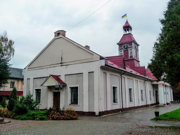 Сокаль. Городская ратуша