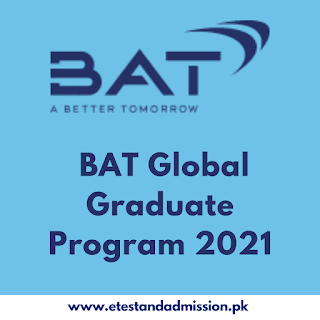 bat global graduate program 2021