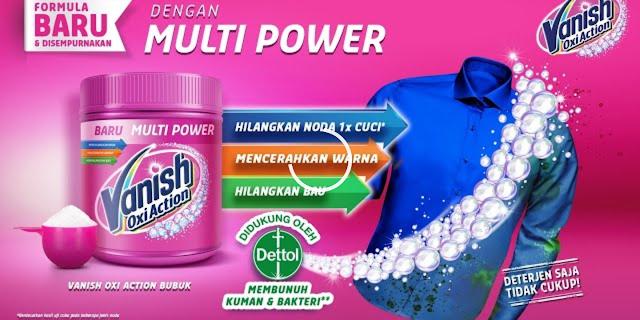 Vanish OXI Action Multi Power