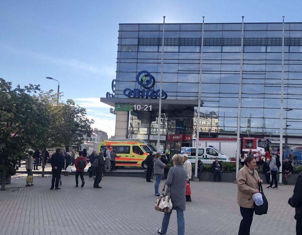 Viltus zvans paralizē Rīgas dzelzceļa stacijas darbu