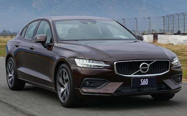 Novo Volvo S60 2020: fotos, preços e detalhes - Brasil