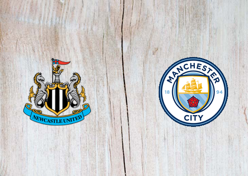 Newcastle United vs Manchester City -Highlights 28 June 2020