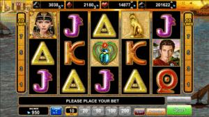 Jucat acum Grace of Cleopatra Slot Online