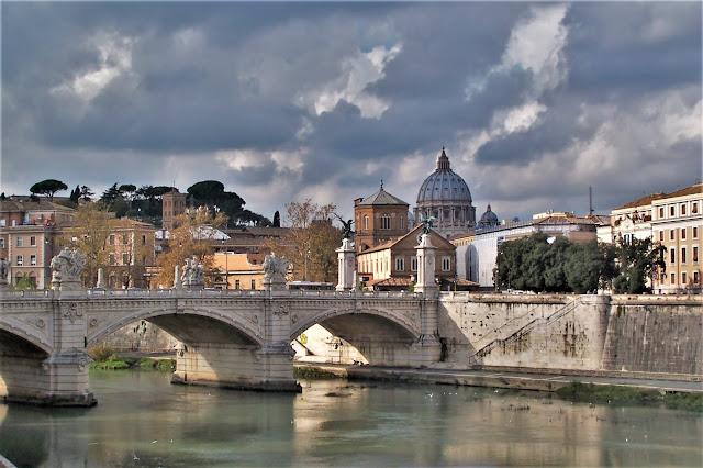 Rzym- nasza włoska podróż poślubna
