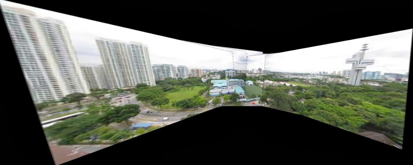 Multiple Images/ Panorama Stitching with Python OpenCV | Dawin's Project