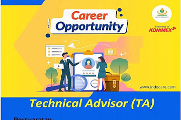 Lowongan Kerja Technical Advisor Bandung