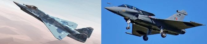 Russia's New Single-Engine Fighter To Rival Rafale Combat Aircraft