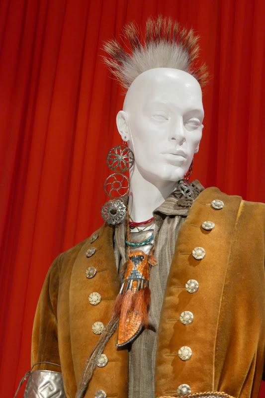 Wesley French Outlander season 4 Chief Nawohali costume