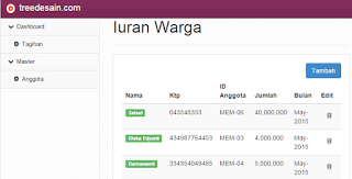 tagihanlistrik - Aplikasi Cek Tagihan Listrik Berbasis Web Php