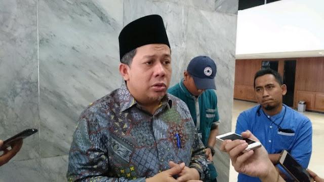 Jokowi Tak Hadir Reuni 212, Fahri: Mungkin ini Himbauan Terakhir Kepada Pak Jokowi