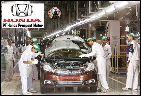 Lowongan Kerja Karyawan PT Honda Prospect Motor (HPM)   Tersedia 8 Posisi Menarik (Periode: November - Desember 2019)