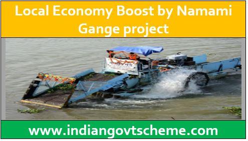 Local Economy Boost by Namami Gange
