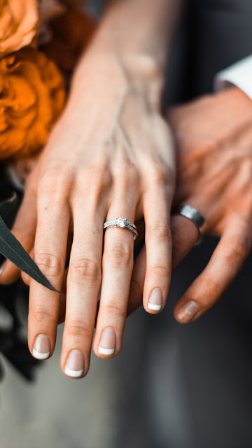 Couple Ring Love Whatsapp Background Wallpaper HD