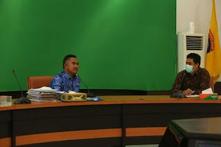 Wali Kota Menerima Kunjungan Bawaslu Kota Tarakan - Tarakan Info